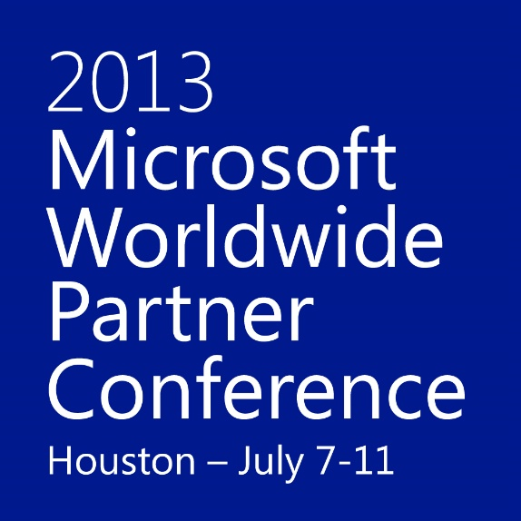 Microsoft WPC 2013