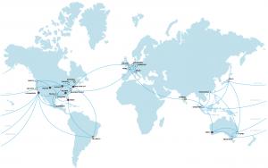 SoftLayer Global Footprint