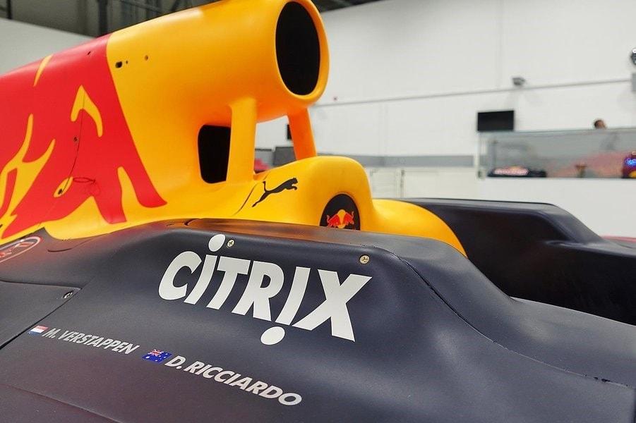Citrix racing car