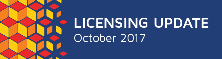 licensing update